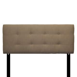 8-button Tufted Arcadia Pebble Headboard|https://ak1.ostkcdn.com/images/products/8119767/8119767/8-button-Tufted-Arcadia-Pebble-Headboard-P15466853.jpg?impolicy=medium
