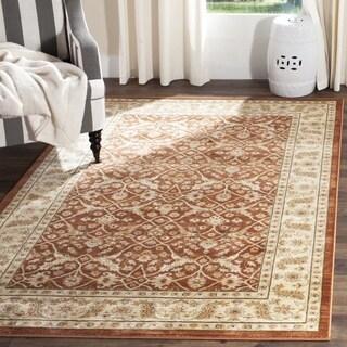 "Safavieh Florenteen Rust/Ivory Oriental Rug (5'3"" x 7'6"")"