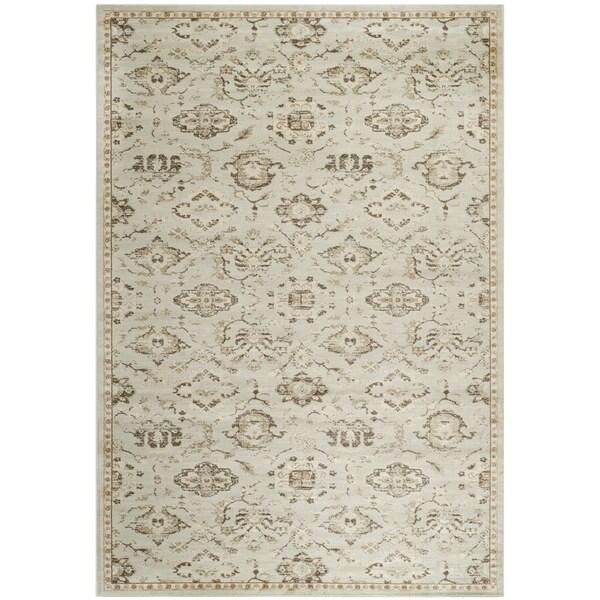 Safavieh Florenteen Grey/Ivory Rectangular Rug (8' x 11')