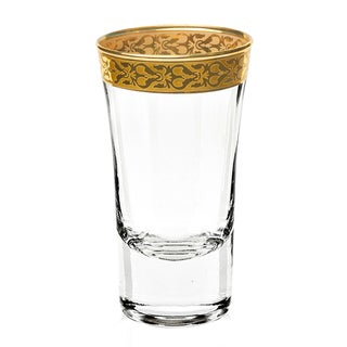 Lorren Home Trends Venezia Shot Glasses (Set of 4)