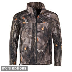 Lucky Bums Kodiak Children's Hunting All-weather Waterproof Soft Shell Jacket