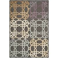 Safavieh Paradise Charcoal Grey Viscose Rug - 8' x 11'2
