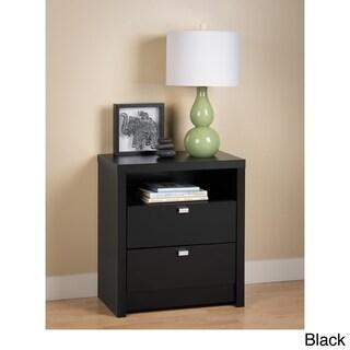 Valhalla Designer Series Tall 2-drawer Nightstand