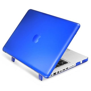 Insten Rubberized Hard Snap-on Rubber Laptop Case for Apple MacBook Pro 13-inch