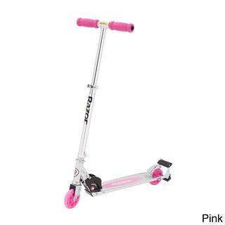 Razor A Kick Scooter (Option: Pink)