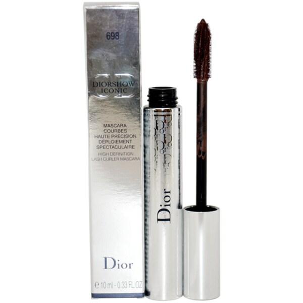 DiorShow Iconic High Definition #698 Chestnut Lash Curler Mascara