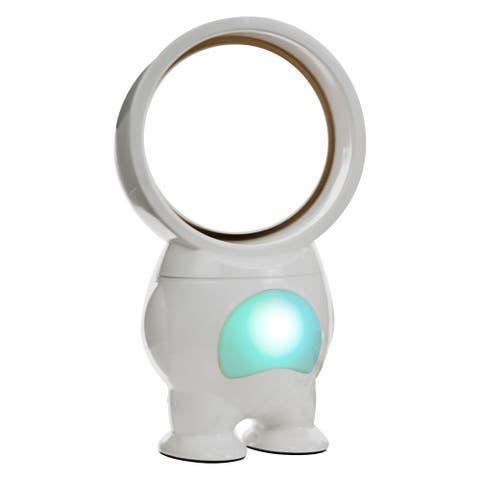 "TG USB 11"" Robo Bladeless Fan Light"