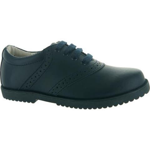 Academie Gear Women's Navy Honor Role Saddle Shoe