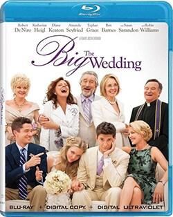 The Big Wedding (Blu-ray Disc)