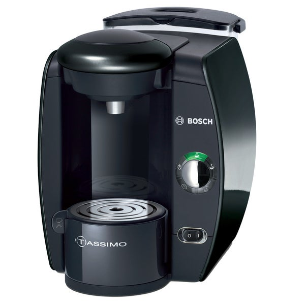 Bosch Timo T10 Beverage System And Coffee Brewer With Gevalia Case