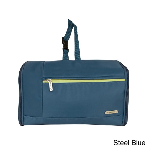 ddb5ba1170f Shop Travelon Flat-Out Toiletry Kit - Free Shipping On Orders Over ...