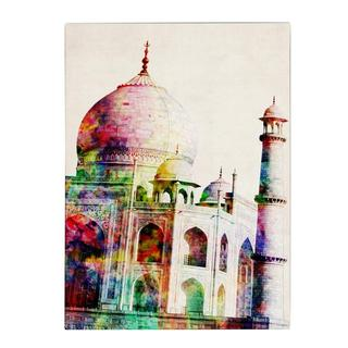 Michael Tompsett 'Taj Mahal' Canvas Art