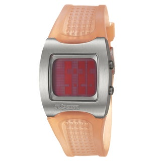 Nixon Women's 'The ISIS' Stainless Steel Digital Watch