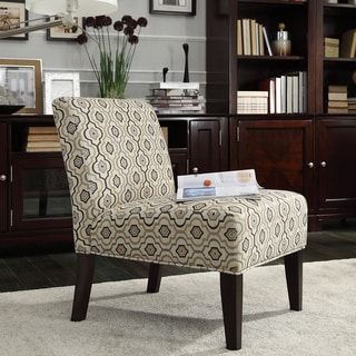 INSPIRE Q Peterson Mocha Morrocan Slipper Chair