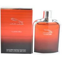 Jaguar Classic Red Men's 3.4-ounce Eau de Toilette Spray