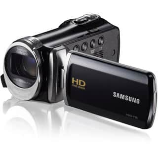 Samsung HMX-F90 High Definition Black Camcorder|https://ak1.ostkcdn.com/images/products/8122452/P15468973.jpg?impolicy=medium