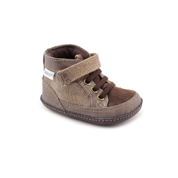Robeez Infant Boy Lil Gentleman Leather Athletic Shoe