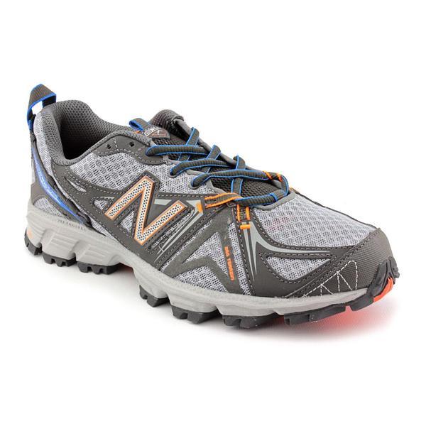 New Balance Men's Gray 'MT610v2' Synthetic Athletic Shoe
