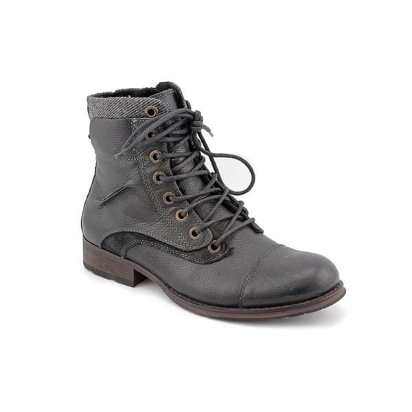1ac03d16b06 Shop Guess Men's 'Alfie' Leather Boots (Size 7.5 ) - Free Shipping ...