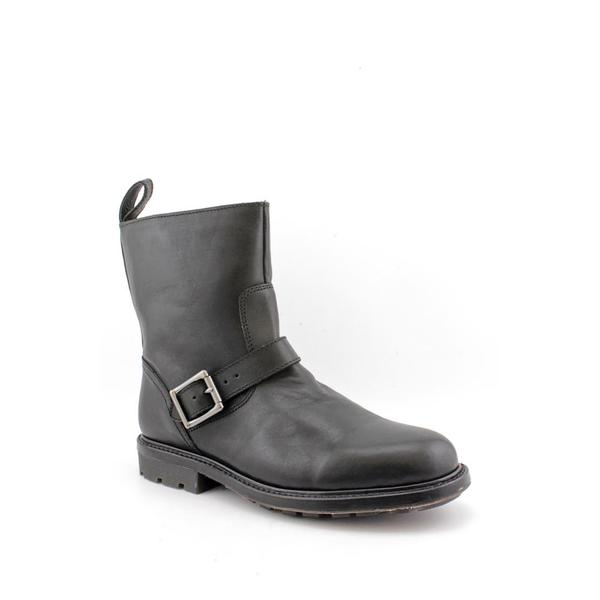 Dr. Martens Air Wair Men's 'Isaac' Leather Boots (Size  12 )