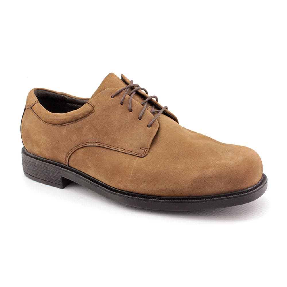 Grain Leather Dress Shoes - Extra Wide