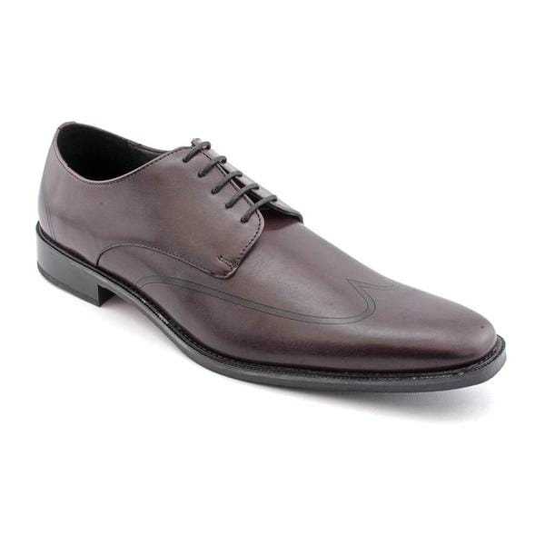 Robert Cameron Men's 'Shocking' Leather Dress Shoes - Wide (Size  11 )