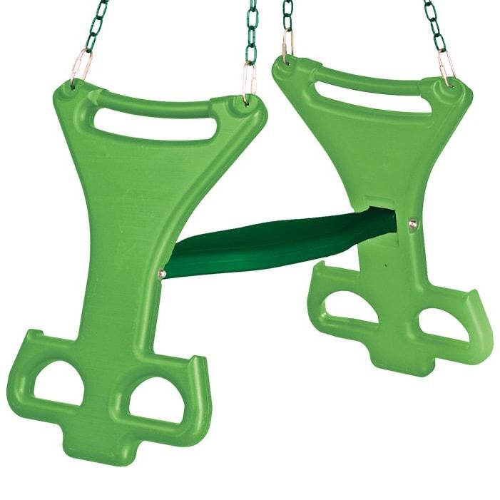 Backyard Discovery 2 Person Glider (Green)