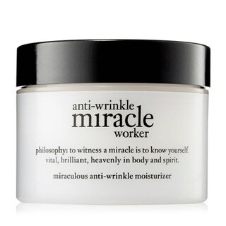 Philosophy Anti-Wrinkle Miracle Worker 2-ounce Moisturizer