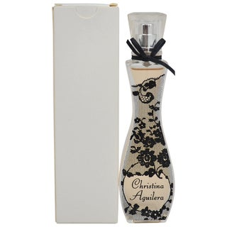 Christina Aguilera Women's 1.6-ounce Eau de Parfum Spray (Tester)