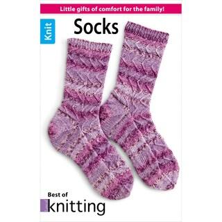 Leisure Arts-Socks