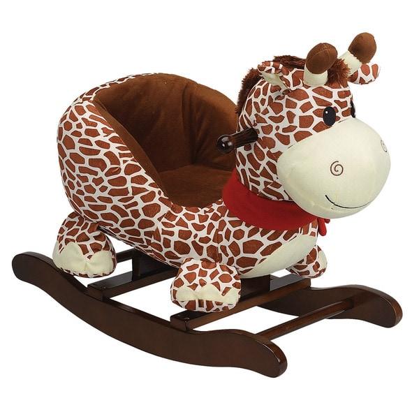 Charm Company Gerry Giraffe Rocker - Free Shipping Today - Overstoc...