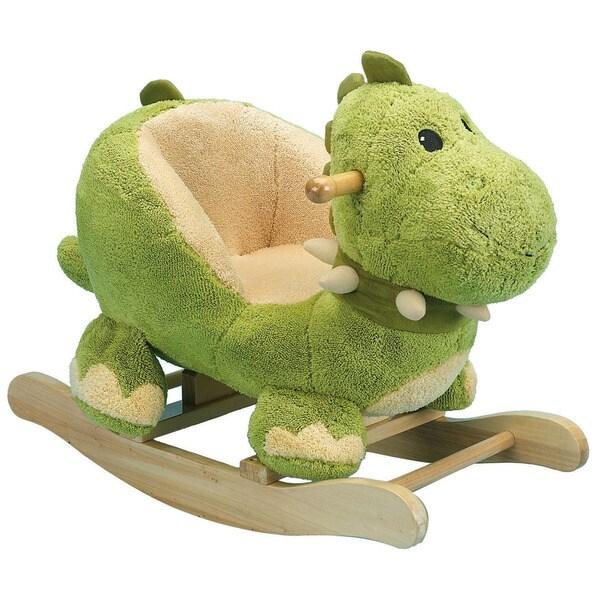 Charm Company 'Dewey' Rocking Dinosaur