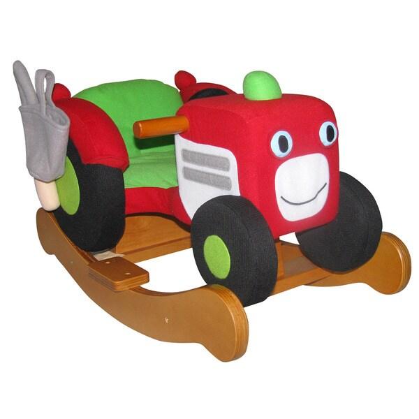 Charm Company 'Timmy' Tractor Rocker