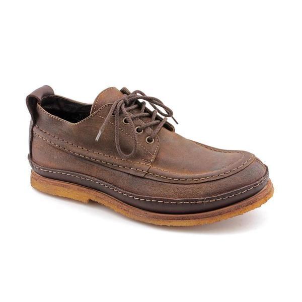 Blokes Men's 'Urban Bloke' Leather Dress Shoes (Size  7 )