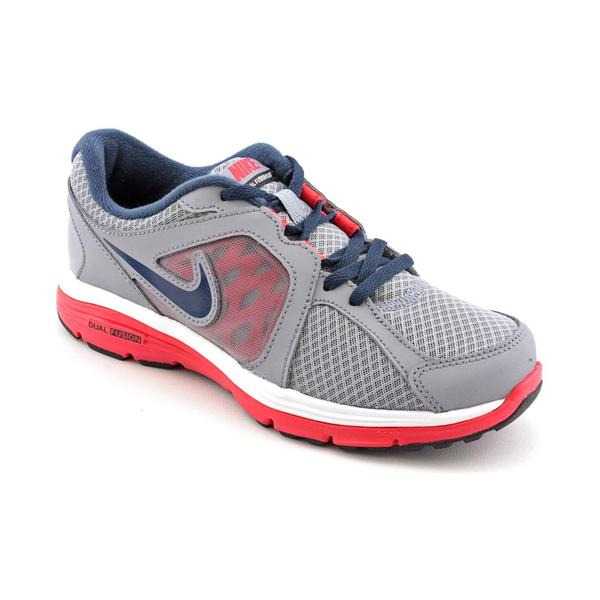 Nike Boy Youth 'Dual Fusion Run GS' Synthetic Athletic Shoe