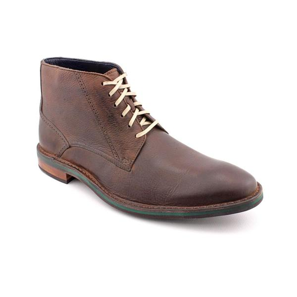 Cole Haan Men's 'Air Stratton.LCE.BT' Leather Boots (Size  12 )