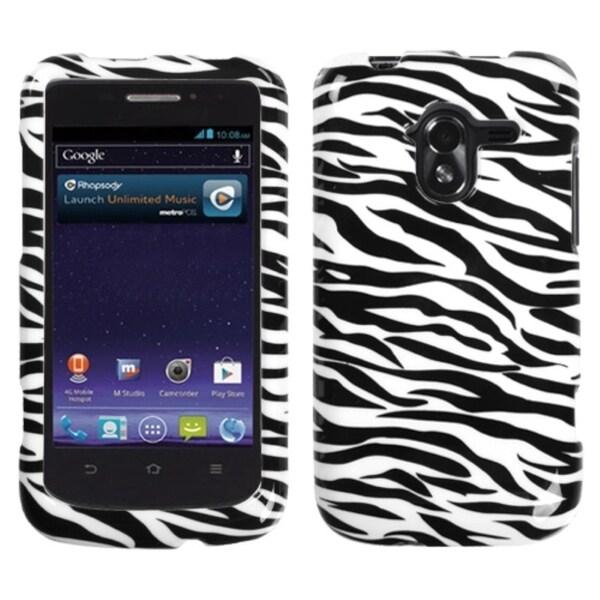 INSTEN Yellow Skin Phone Case Cover for ZTE N9120 Avid 4G