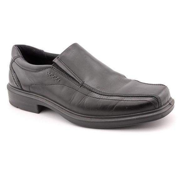 a3773ff238f6 Shop Ecco Men s  Helsinki Slip-On  Leather Dress Shoes (Size 10 ...