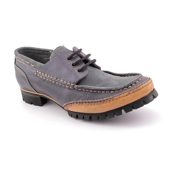 J.Artola Men's 'Anchor' Leather Casual Shoes