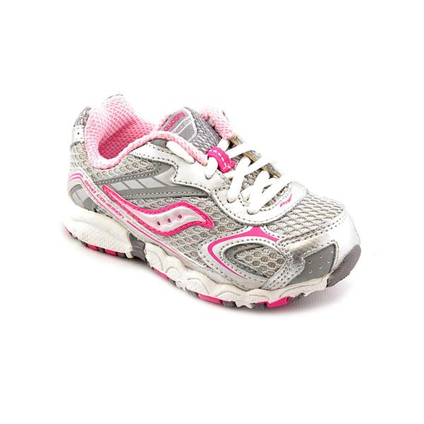 Saucony Girl Toddler Baby Cohesion Leather Athletic Shoe