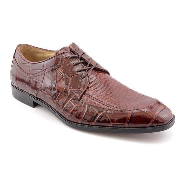 s carrara animal print dress shoes size