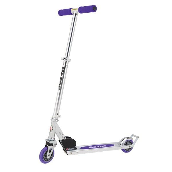 Razor A2 Purple Scooter