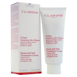 Clarins 3.3-ounce Hand and Nail Treatment Cream