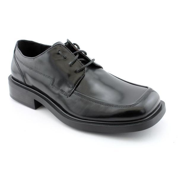 Kenneth Cole Reaction Men's 'T-Flex' Leather Dress Shoes (Size  13 )