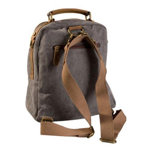 Women's Laurex Convertible Design Backpack Gray - Thumbnail 1