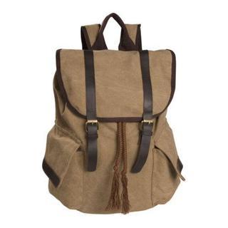 Women's Laurex Vintage Design Backpack 3306 Khaki