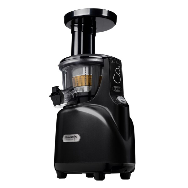 Kuvings Nje 3580u Masticating Slow Juicer Reviews : Kuvings 900SC Black Pearl Silent Slow Juicer SC Series With Detachable Smart Cap - Free Shipping ...