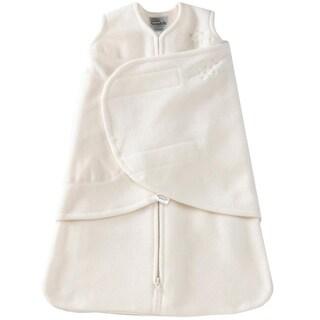 Halo SleepSwaddle Micro-Fleece Wearable Blanket in Cream (Newborn)