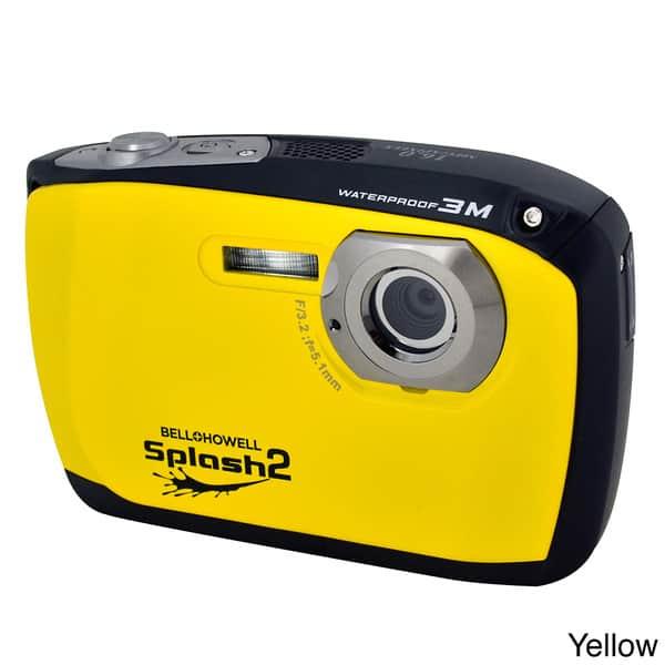 Shop Bell+Howell Splash II WP16 HD 16 MP Waterproof Digital