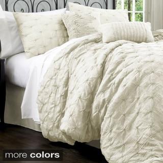 Lush Decor Lake Como 4 Piece Comforter Set Free Shipping Today 8126601